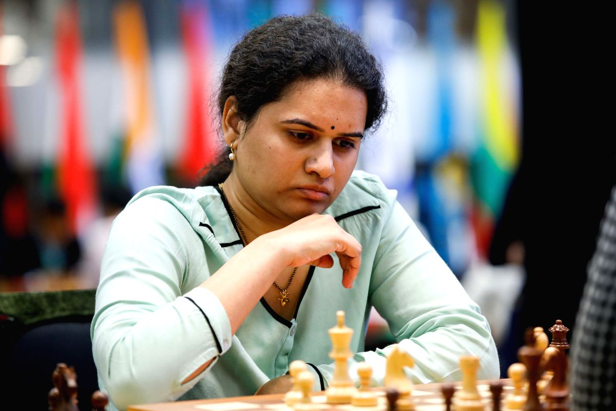 India's Koneru Humpy has won the women's World Rapid Chess championship beating Lei Tingjie in the Armageddon after the winner was determined through a playoff.