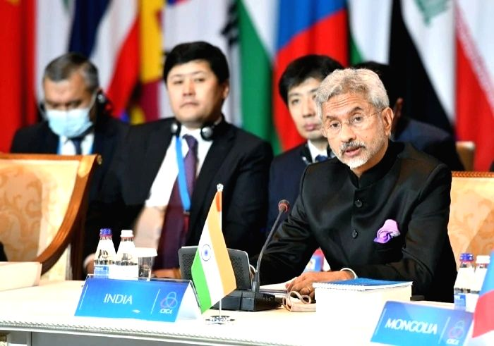 India's message to Asia - Unite against terrorism, reject connectivity projects that serve 'another agenda'.(photo:IN)