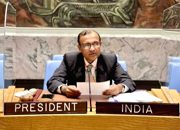 Tirumurti warns against terrorists getting chem arms in heated UNSC debate