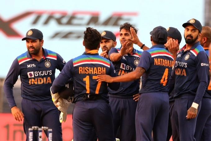 India's tour to Sri Lanka: Increasing Covid cases in island a worry ( Credit : BCCI/twitter)