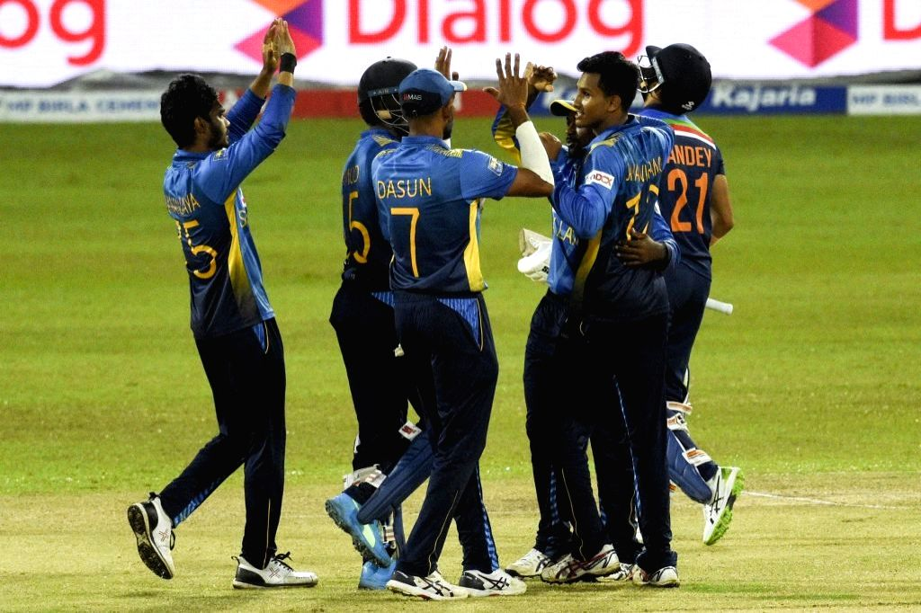 India Vs Sri Lanka  ( Credit : ICC/twitter)