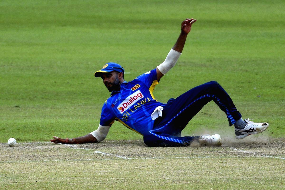 India Vs Sri Lanka (Toss) ( Credit : ICC/twitter)