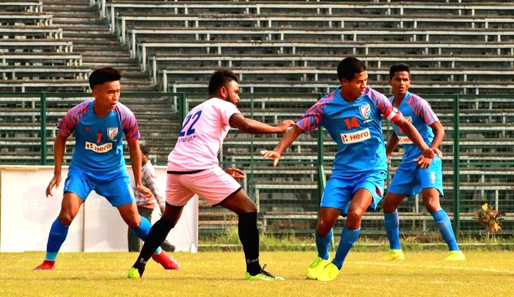 Indian Arrows share points with Southern Samity in IFA Shield opener.