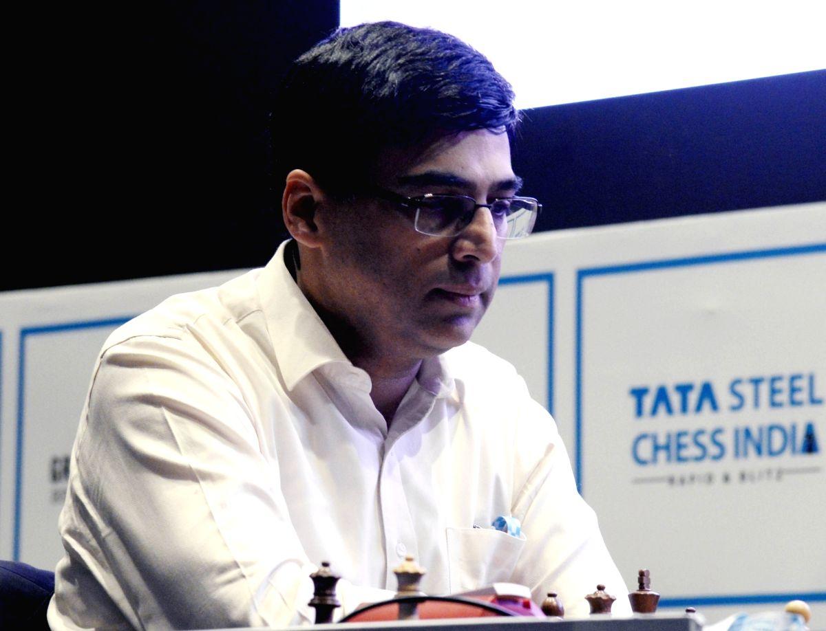 Indian chess Grandmaster Viswanathan Anand