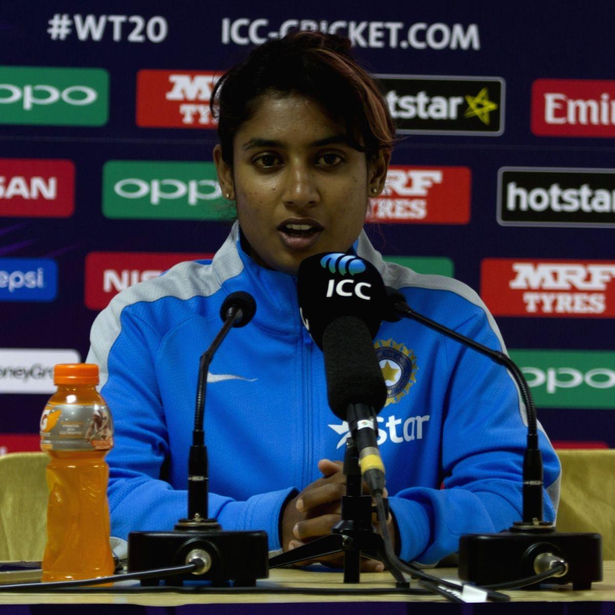 Indian cricketer (women's) Mithali Raj. (File Photo: IANS)
