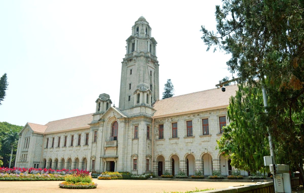Indian Institute of Science (IISc). (File Photo: IANS)