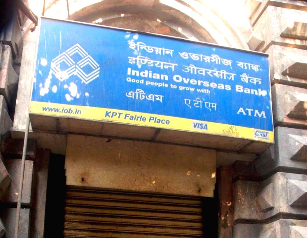 Indian Overseas Bank. (File Photo: IANS)