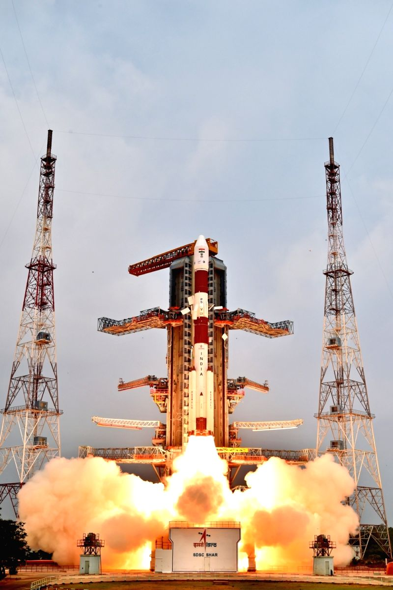 ISRO created world record!