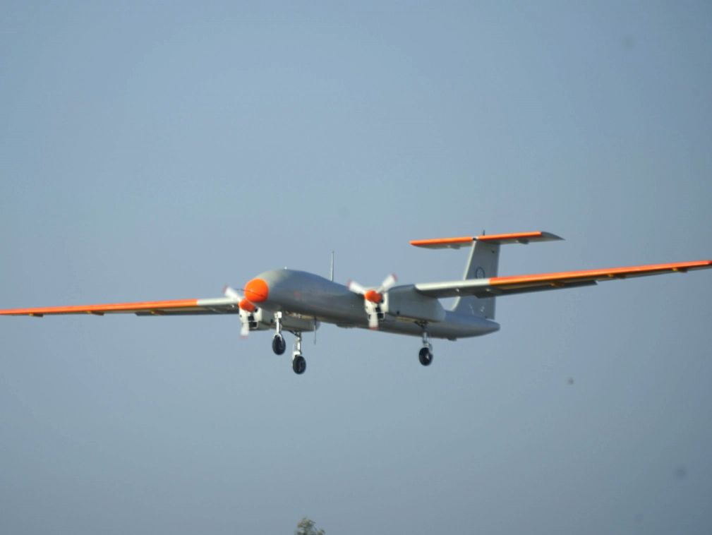 Abhyas is a high-speed drone that can be targeted by missiles during weapon systems practice (Representational Image)