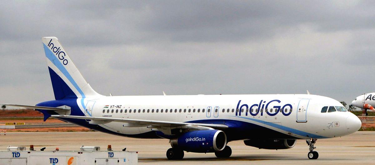 IndiGo Airways. (File Photo: IANS)