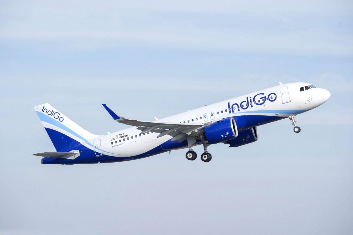 IndiGo. (File Photo: IANS)