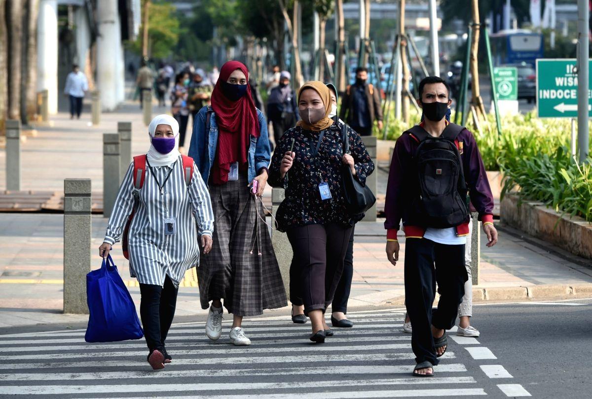 Indonesia reports 4,127 fresh Covid cases