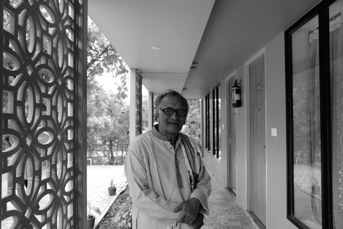 Interview with dance maestro Jatin Goswami.