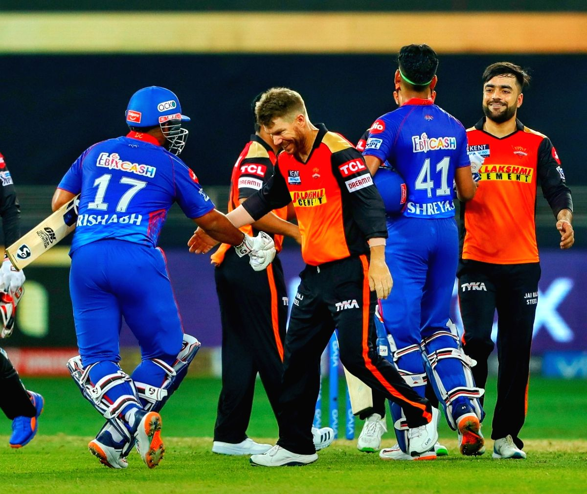 IPL 2021: Delhi continue their good form, register commanding win over Hyderabad (Ld)