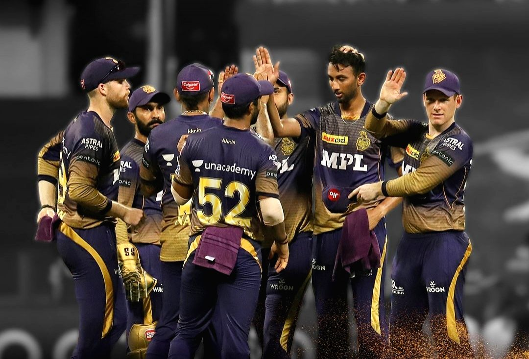 IPL 2021: Iyer, Tripathi and bowlers help Kolkata thrash Mumbai by seven wickets (Ld)