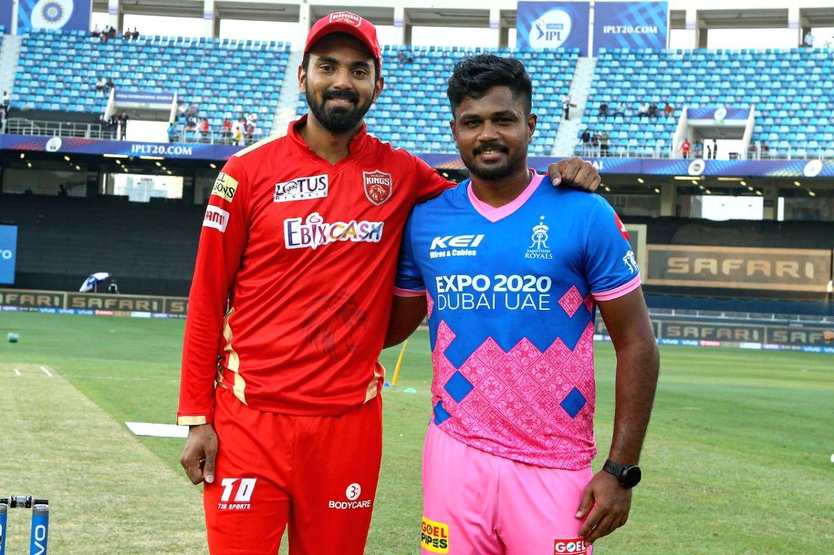 IPL 2021: Punjab Kings opt to bowl against Rajasthan Royals