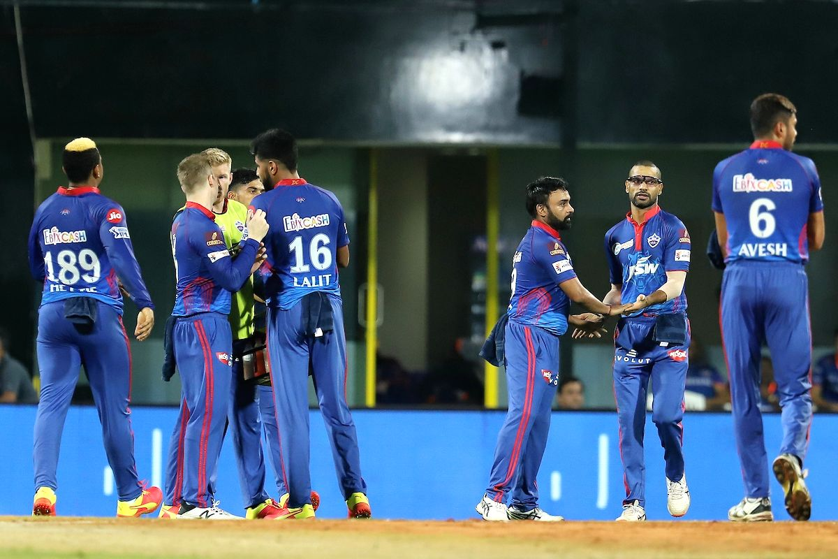 IPL table: DC rise to top spot after big win over PBKS