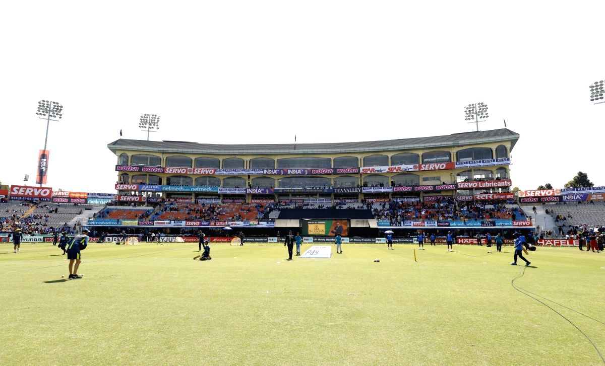 IS Bindra Stadium, Mohali. (File Photo: IANS)