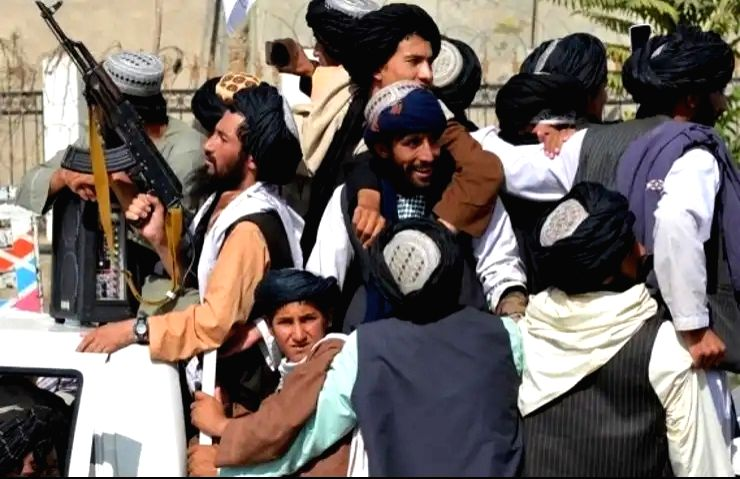Is the Taliban thinking of creating a regular army for Afghanistan?.(photo:IN)