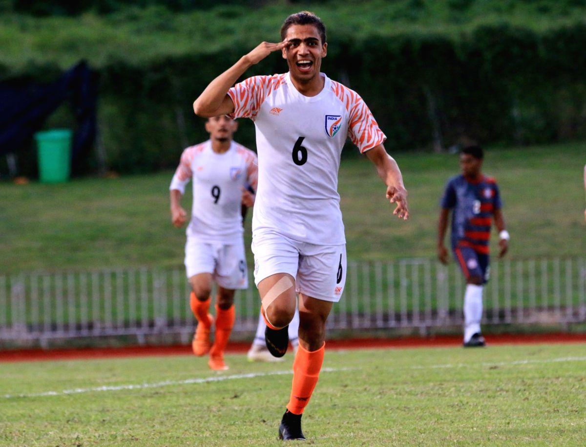 Current India U-16 batch can qualify for U-17 FIFA WC, says Vikram Singh