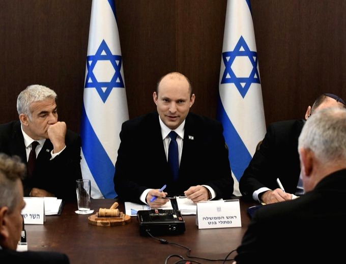 Israel consulting with allies on Iran: PM