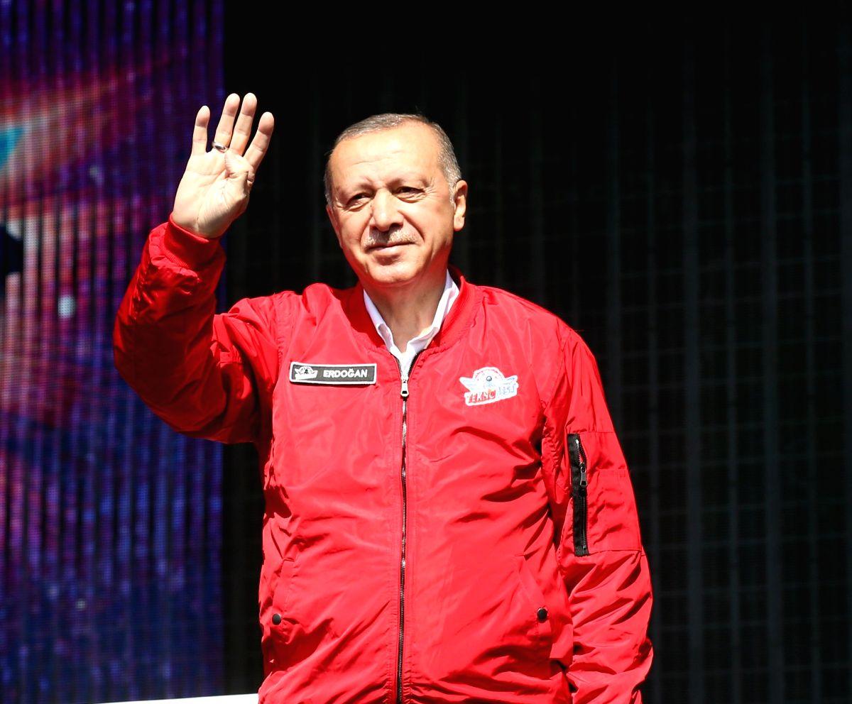 Israel-Turkey ties exhibition of President Erdogan's hypocrisy (Opinion).