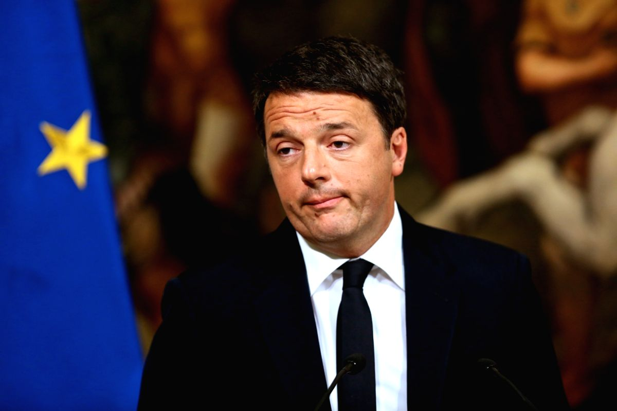 Italian gov't in crisis as coalition ally withdraws
