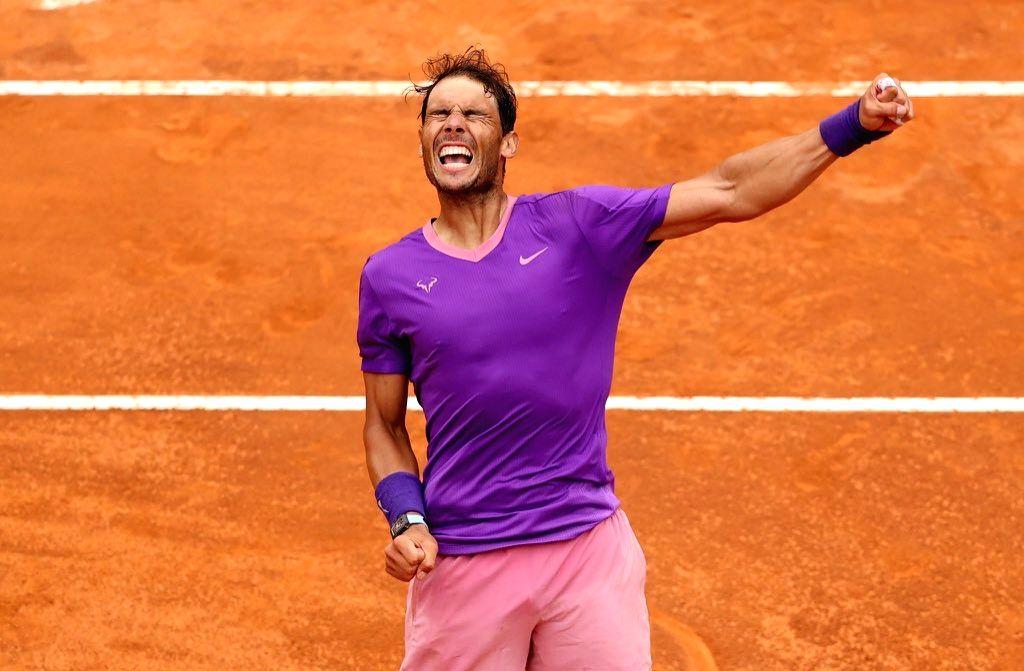 Italian Open: Nadal reaches final, eyes 10th title