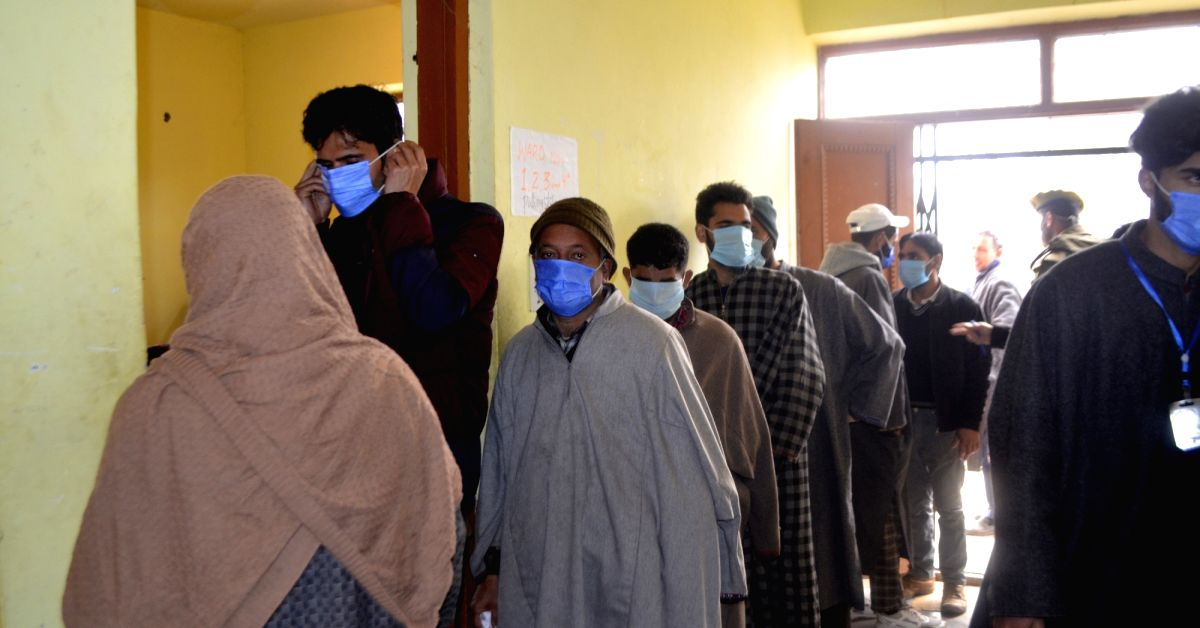 J&K DDC polls 4th phase: 26.02% votes polled in 4 hours