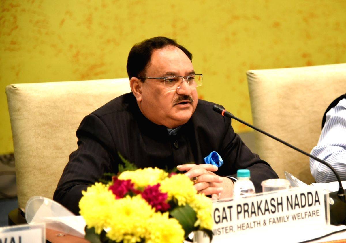 J.P. Nadda. (Photo: IANS/PIB)