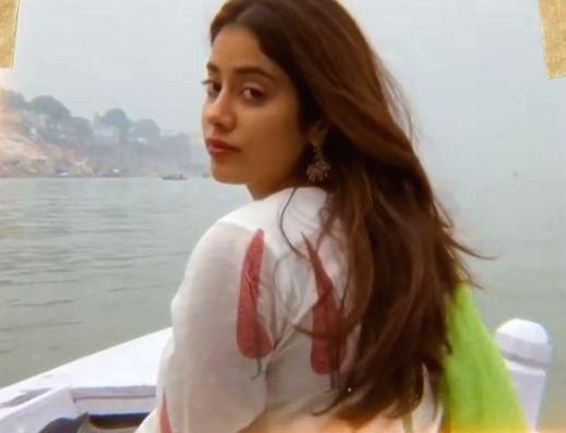 Janhvi Kapoor is missing Varanasi amid lockdown.