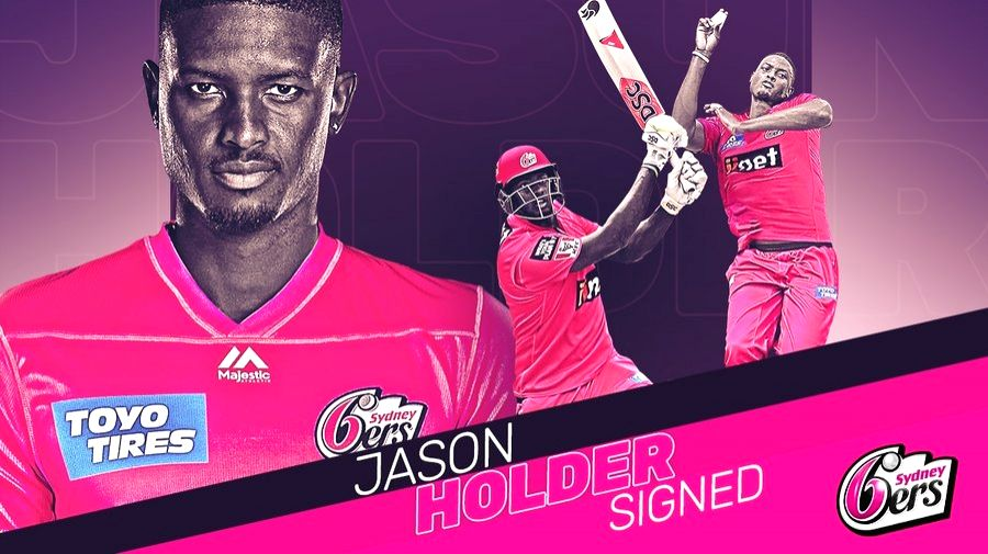 Jason Holder signs up with Sydney Sixers for BBL 10