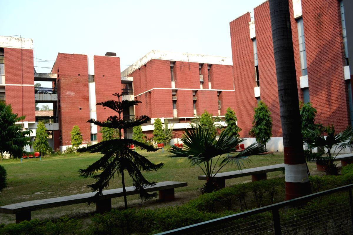 Jawaharlal Nehru Medical College. (Photo by: wikipedia.org)