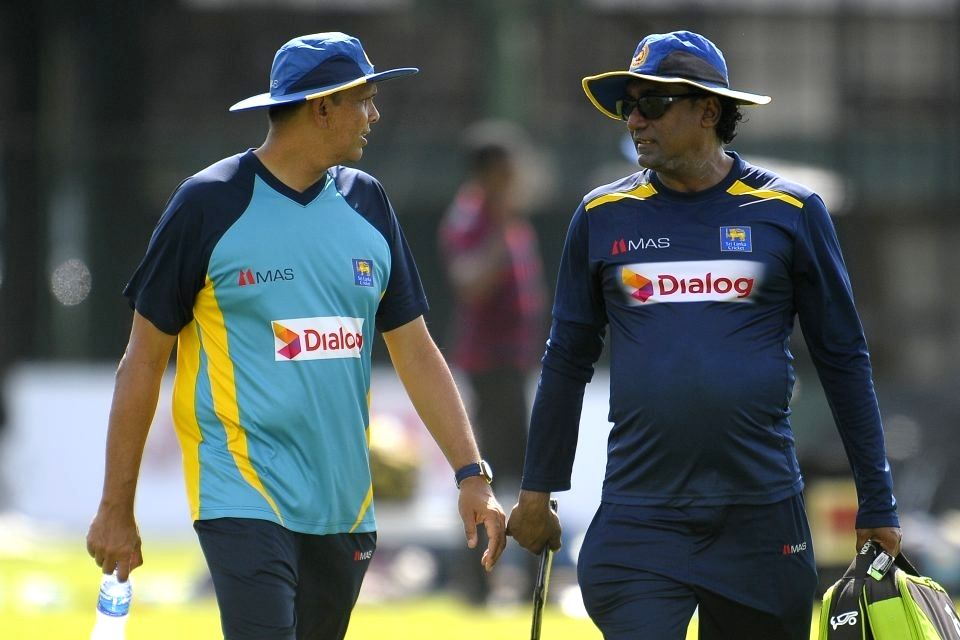 Jerome Jayaratne appointed Sri Lanka manager for Windies tour.