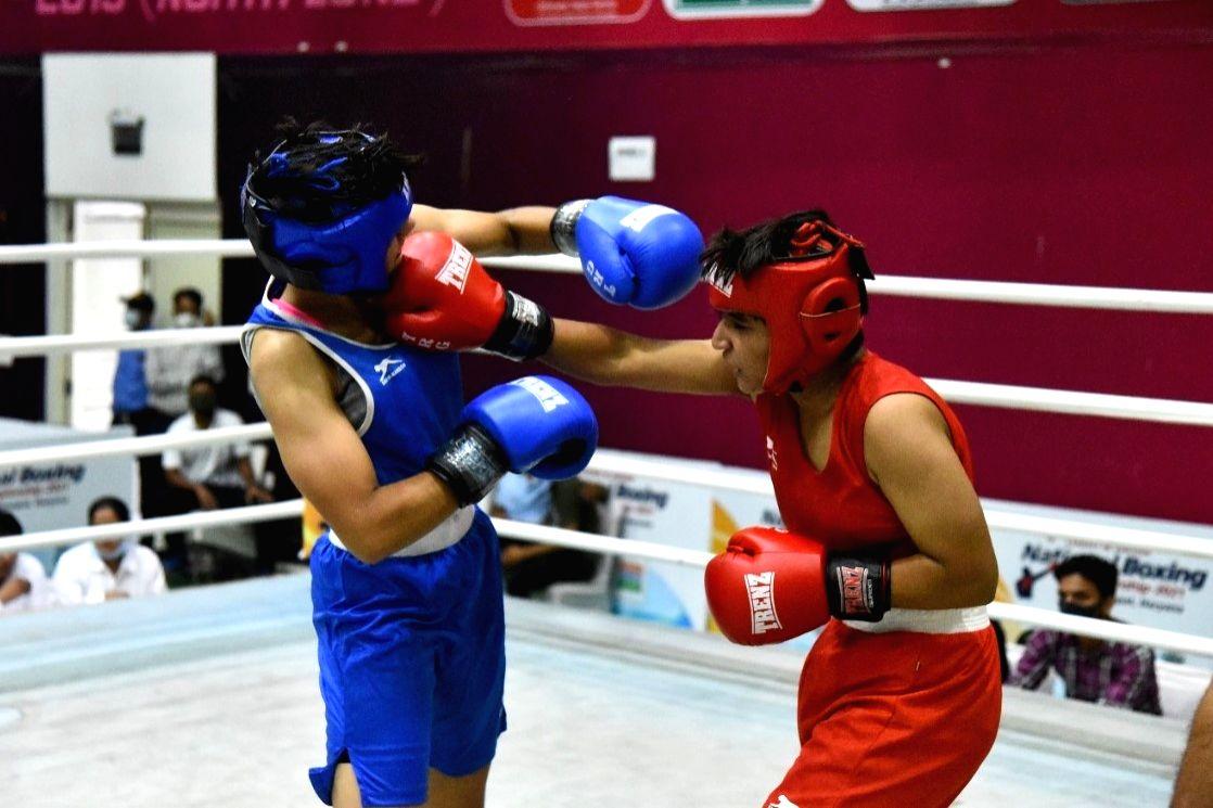 Jr Boxing Championships: Haryana girls clinch 10 gold medals.