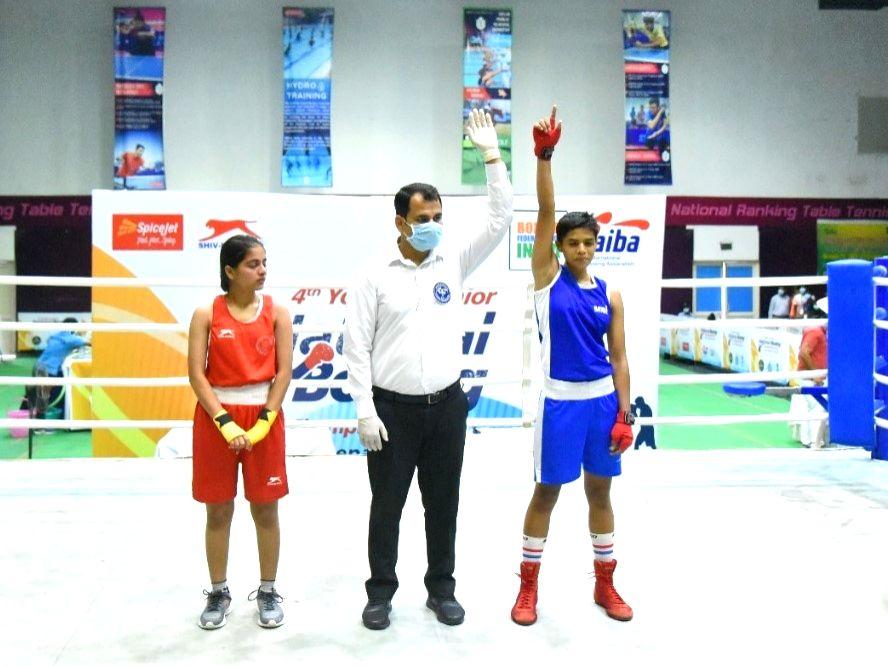 Jr National Boxing: Mahi Raghav cruises into final
