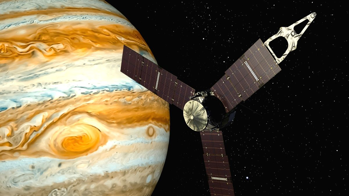 Jupiter has 79 moons and including the 20 newly-discovered ones, planet Saturn has 82 moons