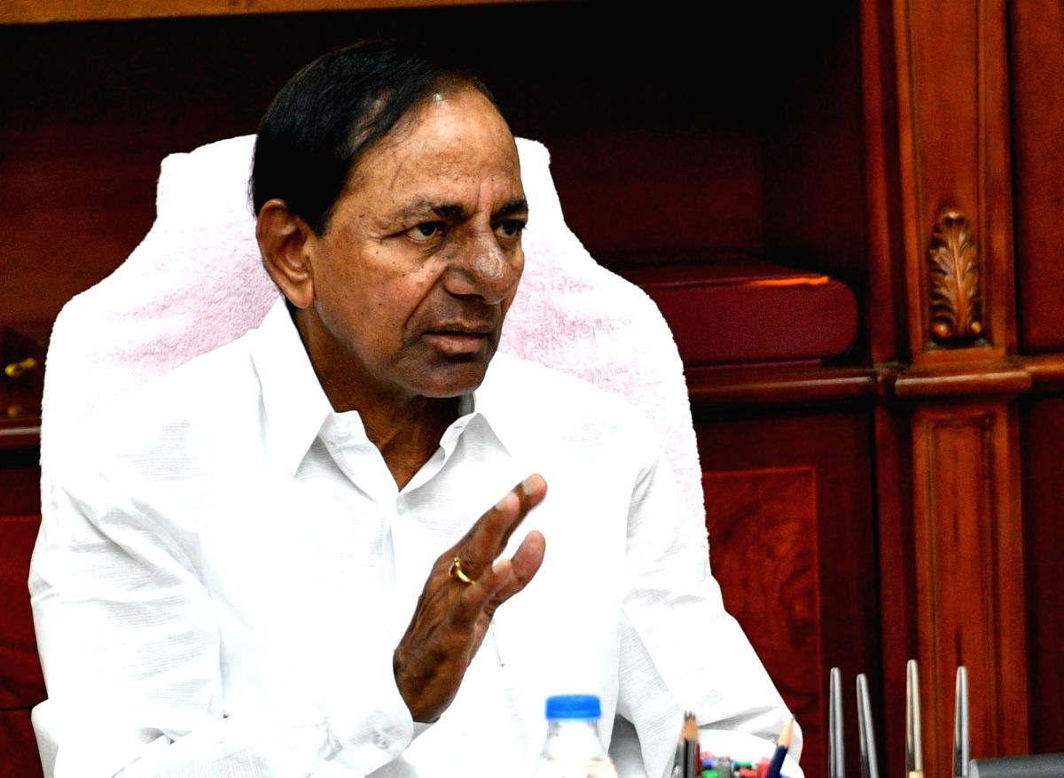 K. Chandrasekhar Rao. (Photo: twitter@TelanganaCMO)