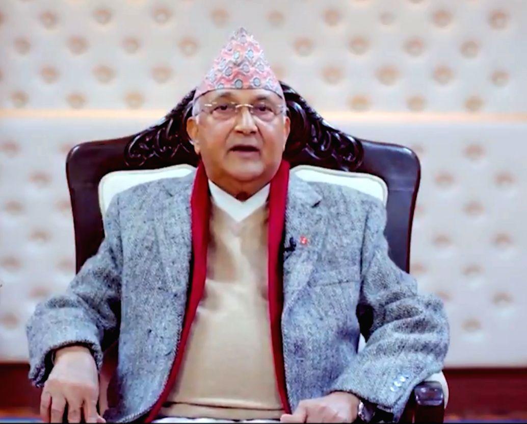 K P Sharma Oli.