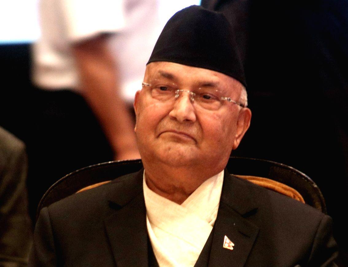 K.P. Sharma Oli. (File Photo: IANS)