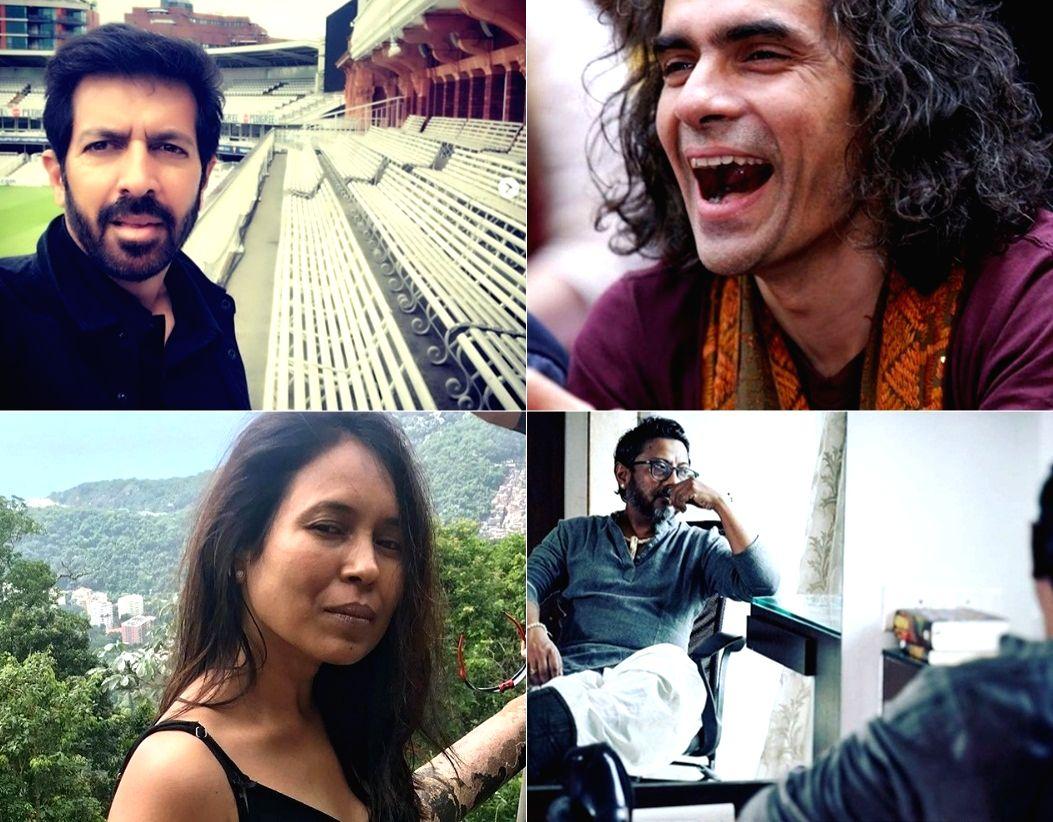 Kabir Khan, Imtiaz Ali, Rima Das, Onir join hands for a film.