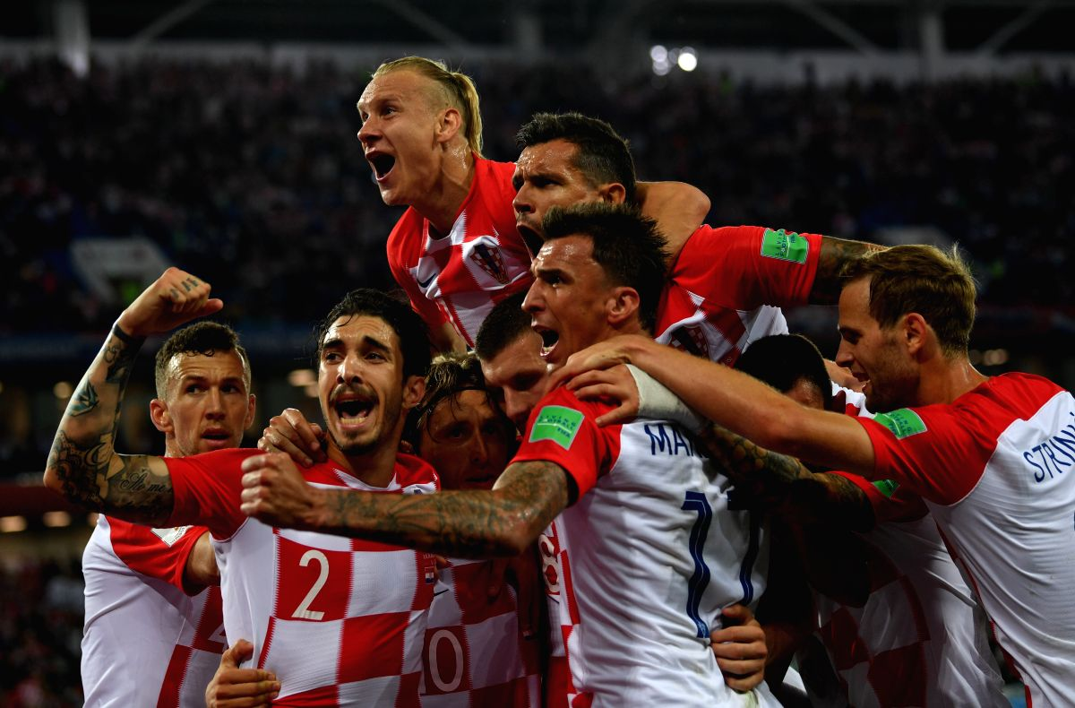 Croatia was lucky this year as they won their opening game for the very first time!