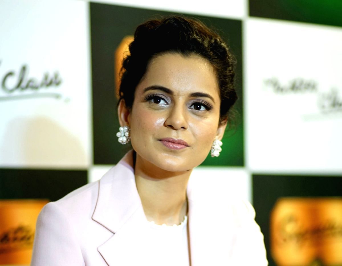 Kangana Ranaut. (Image Source: IANS)