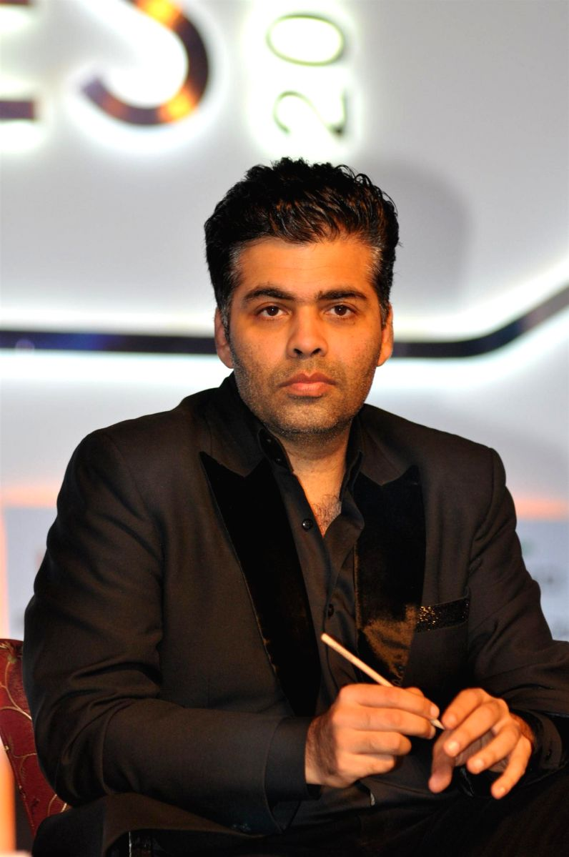 Karan Johar has suffered panic attacks and anxiety. It did take him a while to get out of it.