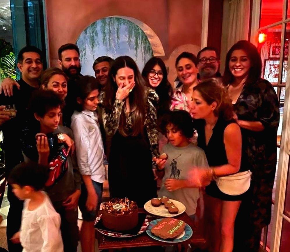 Kareena on Karisma's birthday: Chinese food tastes better when we eat together