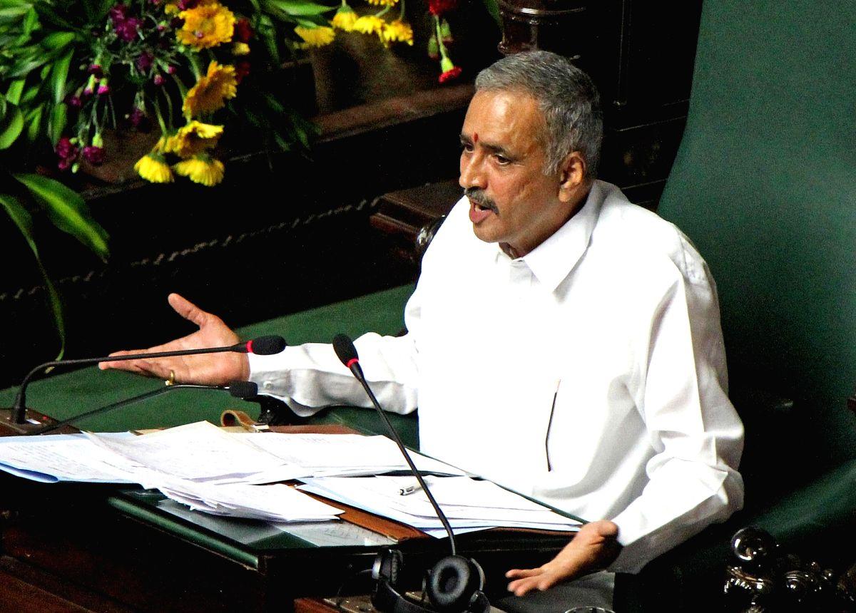 Karnataka Assembly Speaker Vishweshwar Hegde Kageri.