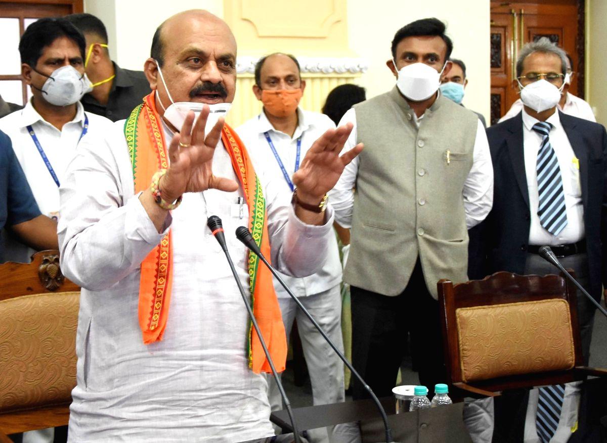 Karnataka cabinet expansion soon, says Bommai.