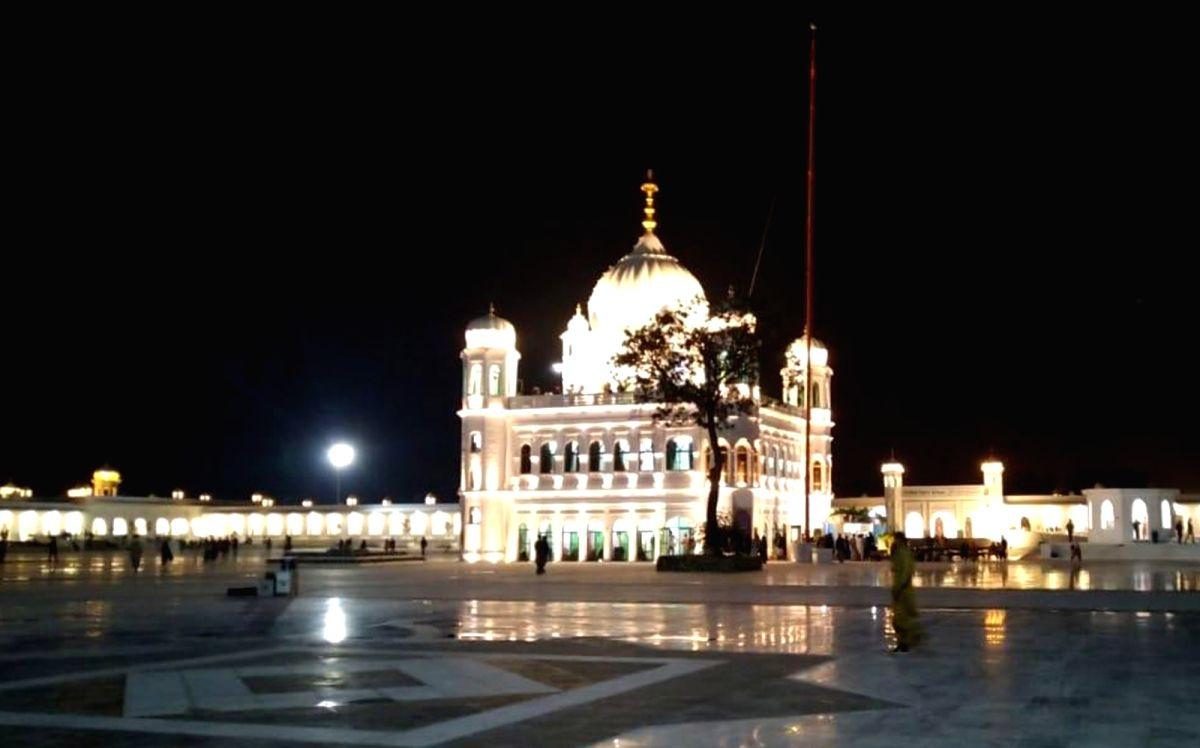 Kartarpur Sahib. (File Photo: IANS)