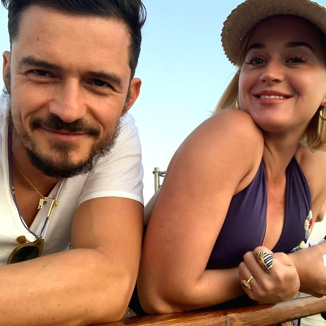 Katy Perry and Orlando Bloom are hands-on parents.
