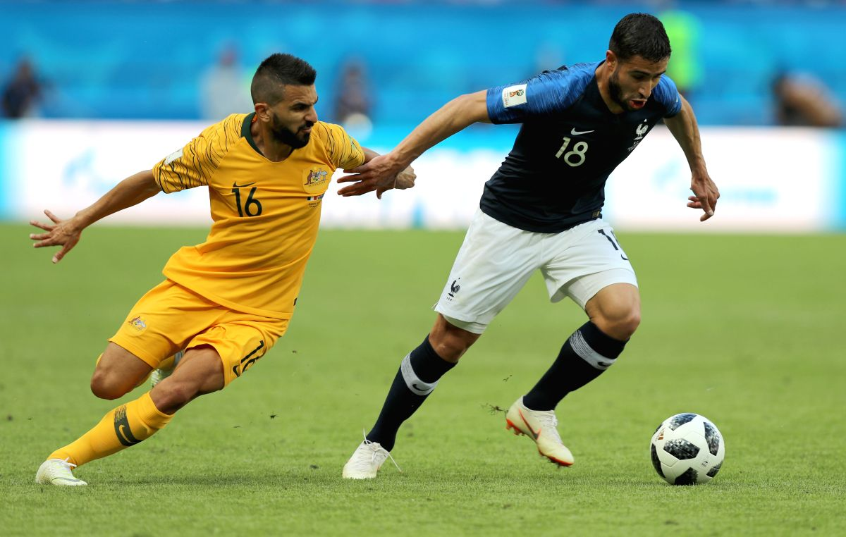 Daniel Arzani became the youngest Australian player to ever make an appearance in the World Cup.